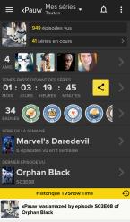 Profil TVSHOW TIME
