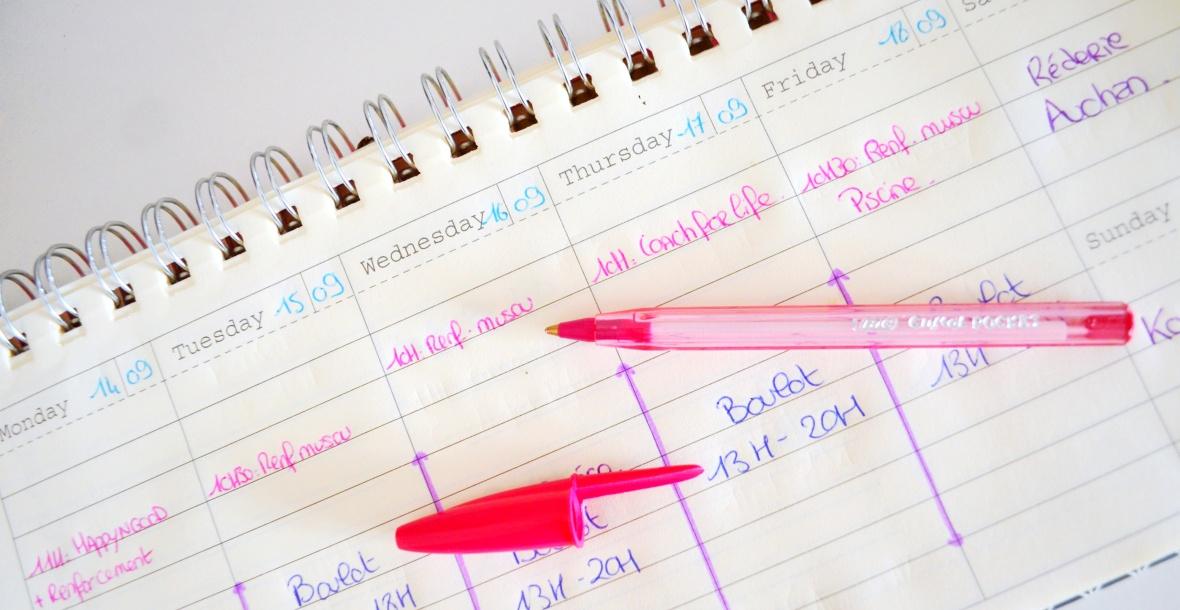 Planning sportif