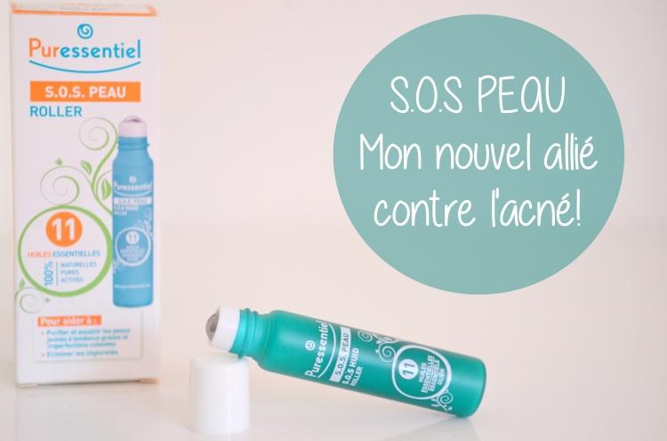 SOS PEAU mon nouvel allié contre l'acné