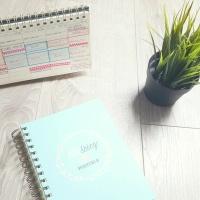 Organisation: Le carnet de mes objectifs