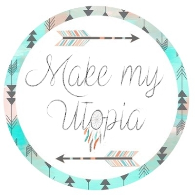 Logo blog MakemyUtopia