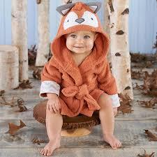 Peignoir renard