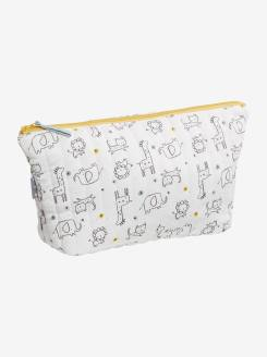 Trousse de toilette jungle