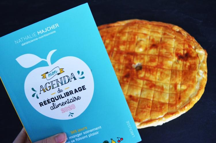 Galette des rois - Agenda rééquilibrage alimentaire 2020