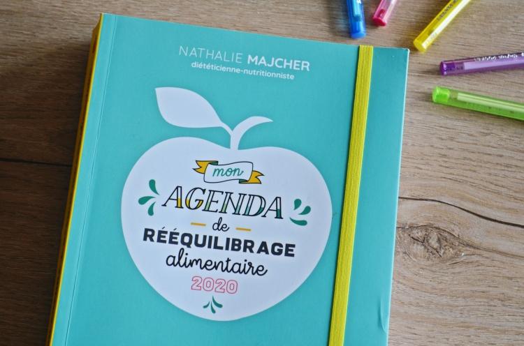 #ORGANISATION - agenda rééquilibrage alimentaire - www.makemyutopia.com