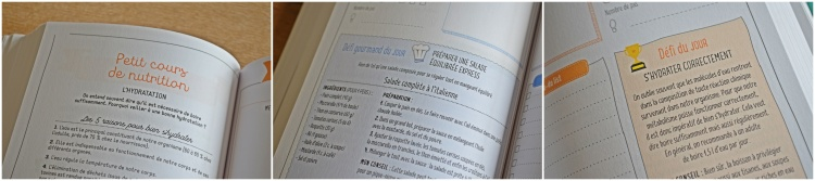 #ORGANISATION - cours nutrition, défi... - www.makemyutopia.com