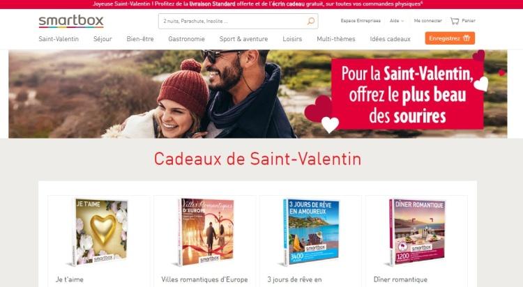 SMARTBOX saint valentin www.makemyutopia.com