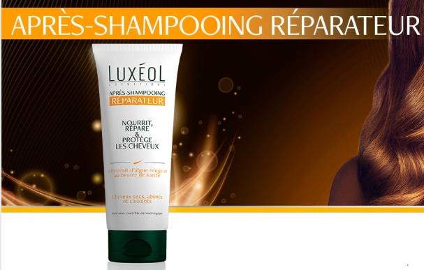 Luxéol Après shampoing réparateur