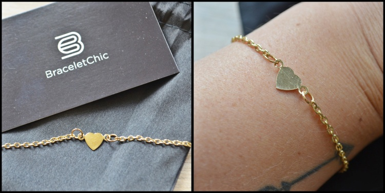 Bracelet coeur braceletchic