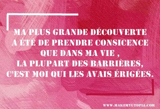 Citations - Motivation découverte - www.makemyutopia.com