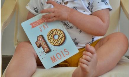 Léo 10 mois