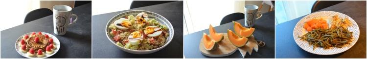 Une semaine dans mon assiette - Jeudi 24.09.2020 - www.makemyutopia.com