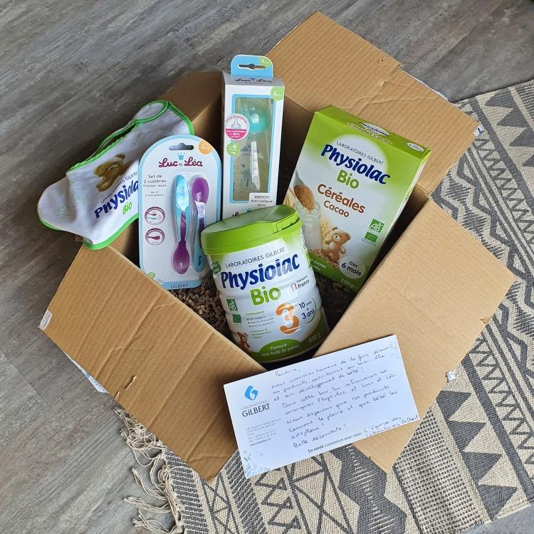 MAMAN AVIS BOX NUTRITION PHYSIOLAC