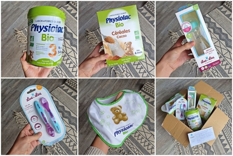 PHYSIOLAC AVIS BOX NUTRITION BEBE WWW.MAKEMYUTOPIA.COM