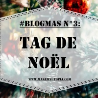 #BLOGMAS N°3 : TAG de Noël