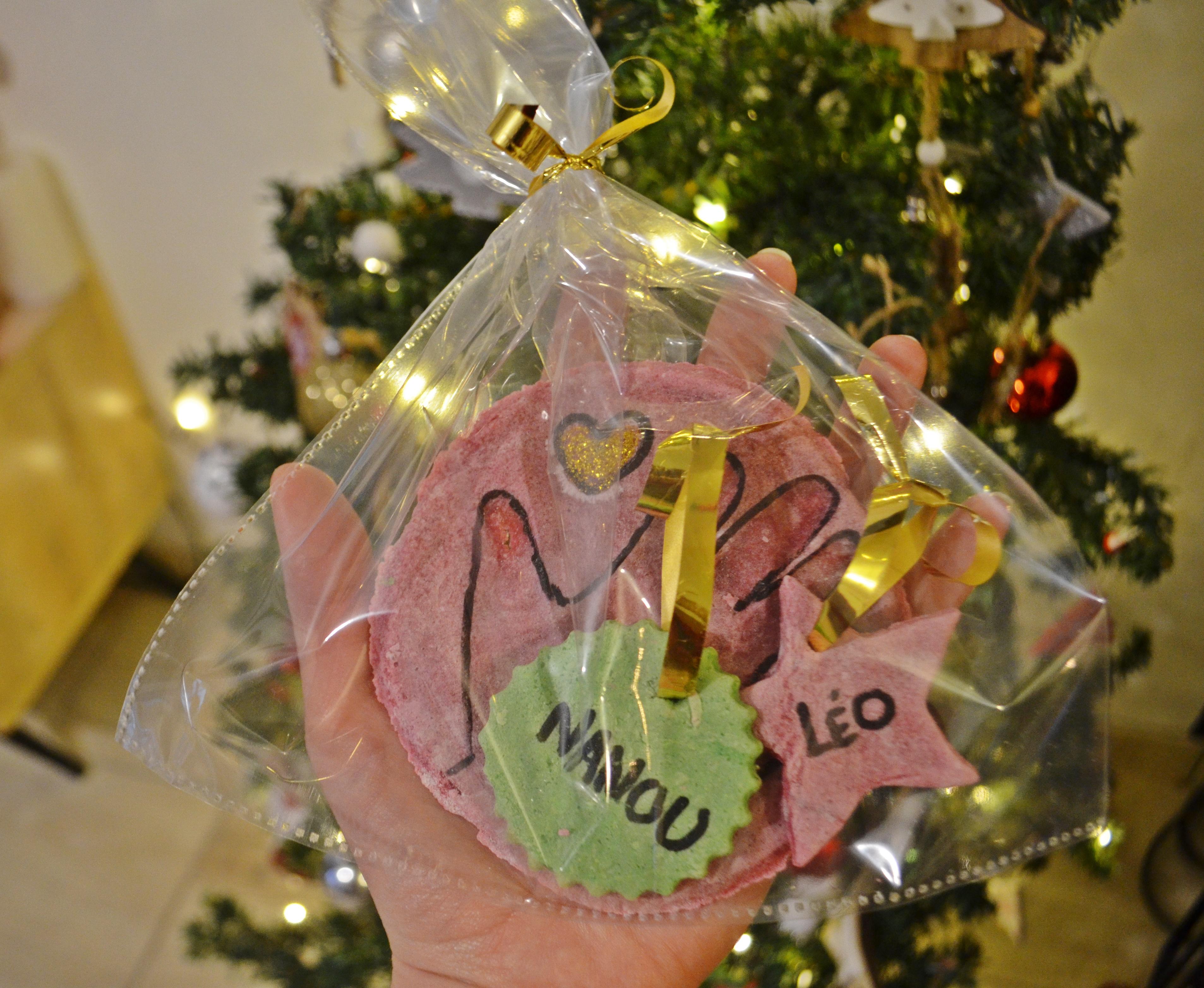 cadeau nounou diy pate à sel noël www.makemyutopia.com