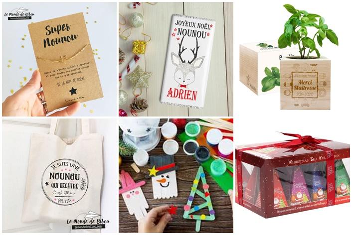 idée cadeau nounou www.makemyutopia.com