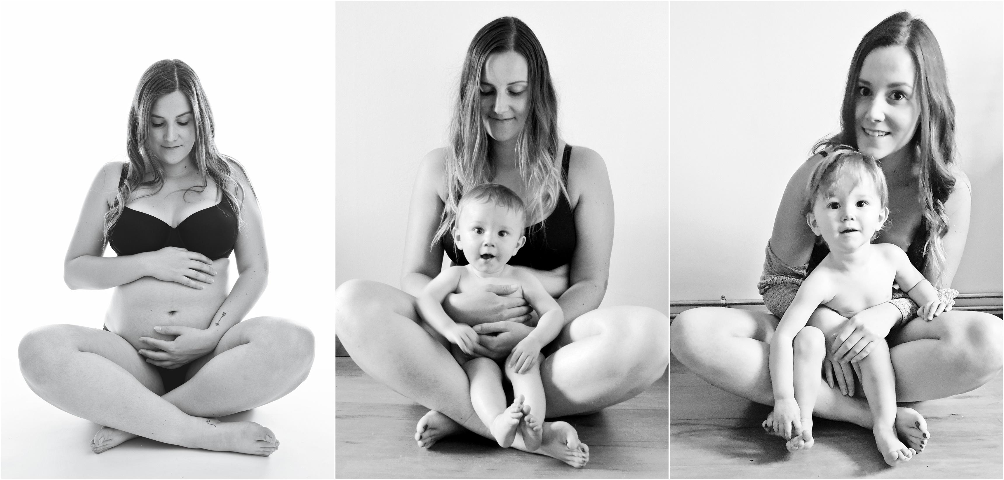 Léo grossesse - 9 - 18 mois assis